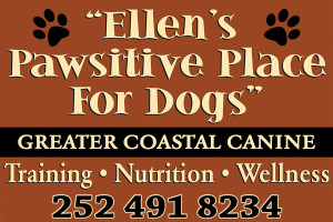 Ellens pawsitive place for dogs